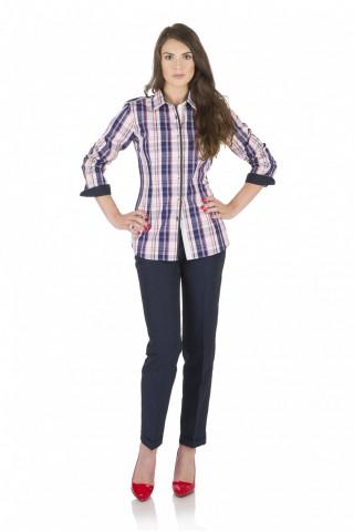 Cotton shirt square