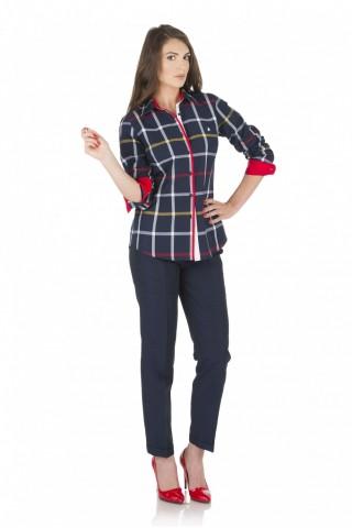 Cotton shirt square 2